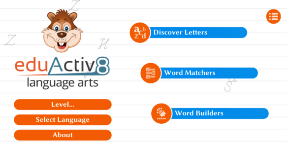 eduActiv8: Language Arts